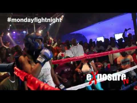 DALLAS STRIP CLUB | EXPOSURE - MONDAY FIGHT NIGHT *JULY* 2013