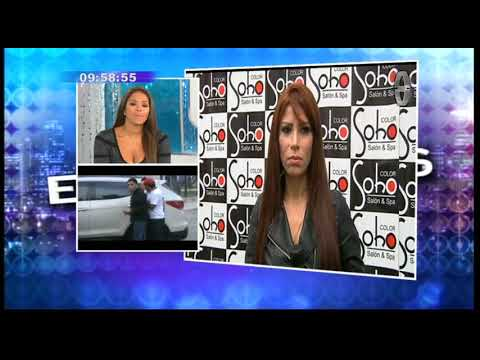 Milena Zárate se pronunció tras escándalo de Edwin Sierra y su hermano