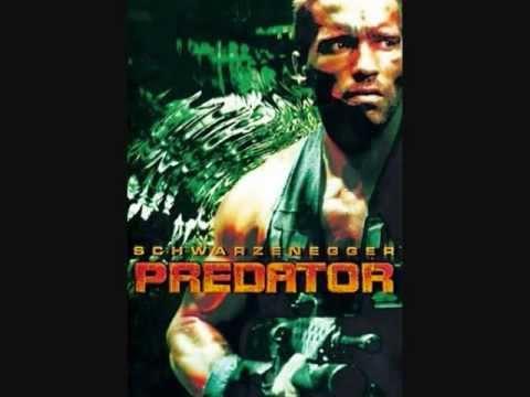 PREDATOR - Main Theme - METAL VERSION (Chris Barker)