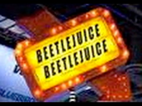 Beetlejuice Slot Machine Bonus- 3 bonuses
