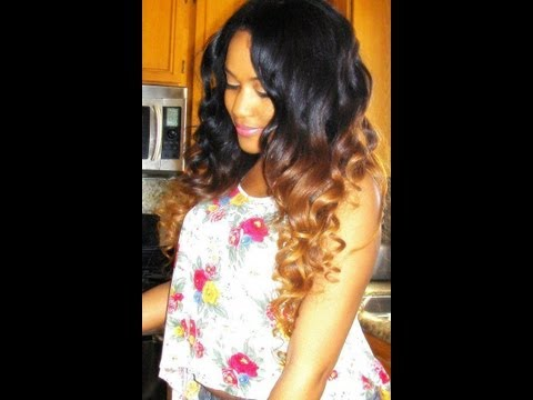How To Achieve The Perfect Ombre Effect on Your Hair DIY Ombre