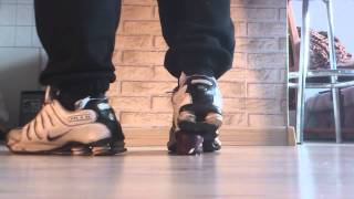 Alte(Old) Nike Shox NZ vs Schaumkuss - Dickmann