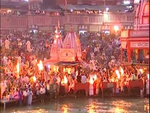 Jai Gange Mata (Aarti) Full Song - Ganga Gomukh Se Jab Dole