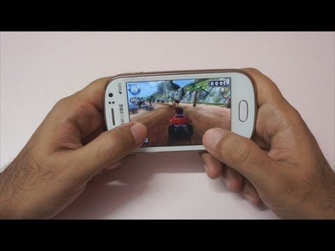 Samsung Galaxy Fame Gaming Review - Geekyranjit