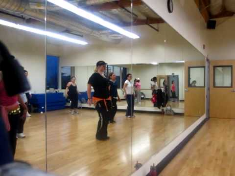 Belly Dance *zumba* video