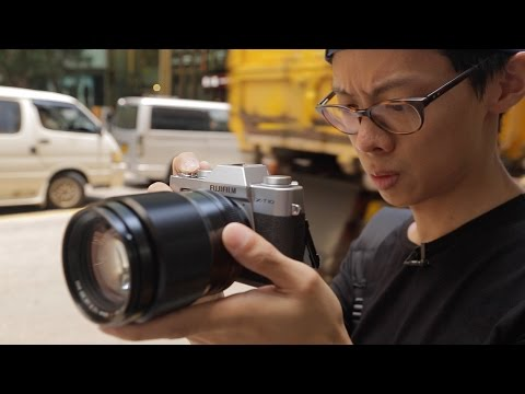 Fujifilm X-T10 Hands-on Review