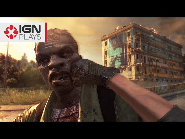 Superhuman Strength in Dying Light - IGN Plays
