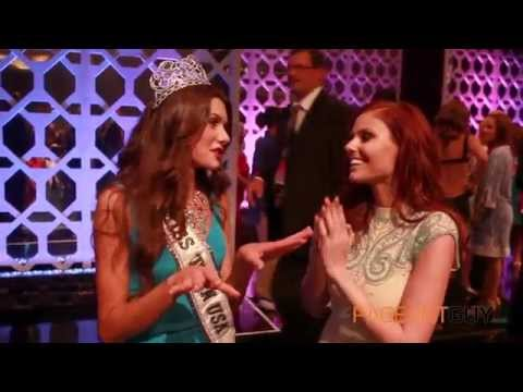 K. Lee Graham - thePageantGuy.com interview with Miss Teen USA 2014