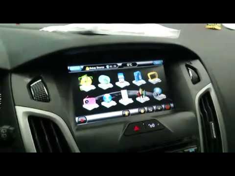 Loja Insanos Dub - Central Multimídia para o Novo Ford Focus 2014