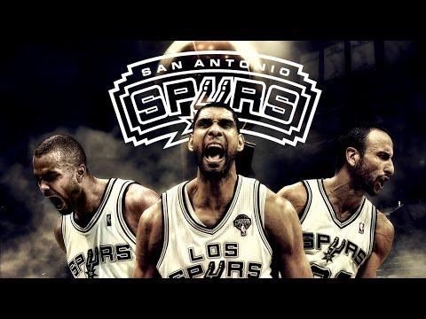 San Antonio Spurs: 2014 NBA Champions