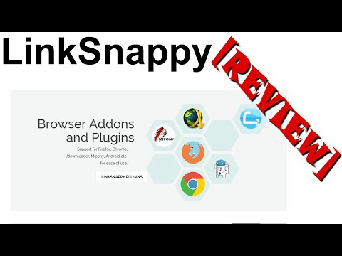 [Review] Linksnappy Test (och / torrent / mp3)