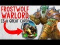 FROSTWOLF WARLORD IS OP IN ODD PALADIN! | Constructed | The Boomsday Project | Hearthstone thumbnail