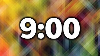 9 Minute Timer