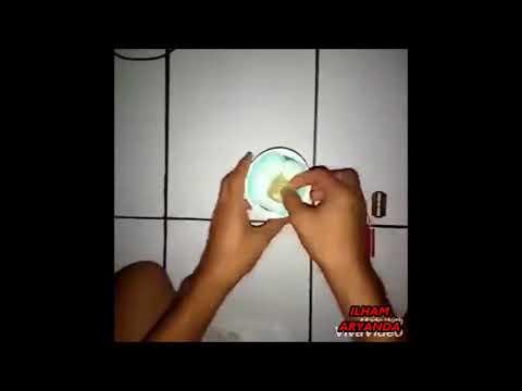 Trik cara membuat alat coli buat para jomblo wajib nonton wkwwwkw