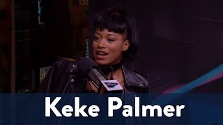 Keke Palmer on Auditioning for Scream Queens 1/4 | KiddNation
