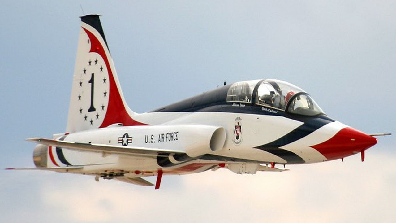 PROGRAMA T-X USAF BUSCA NUEVO AVION JET ENTRENADOR Maxresdefault