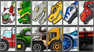Automatrons + Dino Robot Corps | Full Game Play