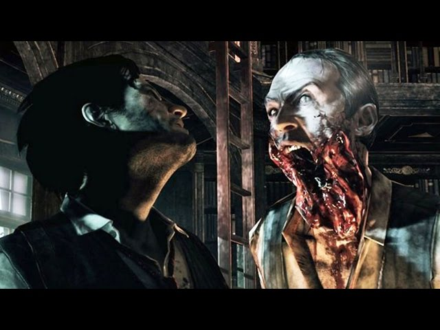 THE EVIL WITHIN Every Last Bullet Trailer (PS4 / Xbox One)
