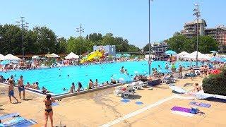 Počela letnja sezona na obrenovačkim bazenima