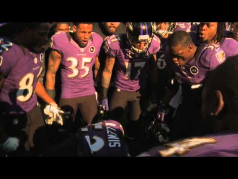 Go Inside The Huddle With Ray Lewis