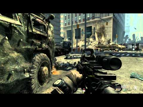 Call of Duty 8 Modern Warfare 3 - Acto 1 Mision 1 Martes Negro - PARTE 1 Español HD