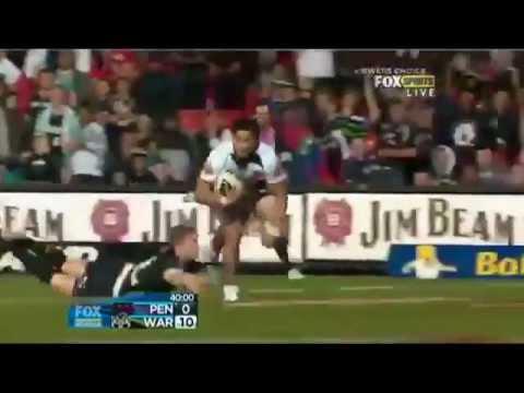 New Zealand Warriors-Kevin Locke