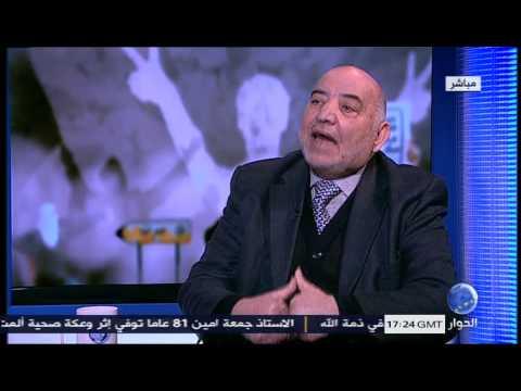 زهير سالم يتحدث عن المجازر السورية
