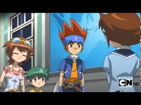 Beyblade Metal Fury Episode 3 The Monster Cat Lynx video