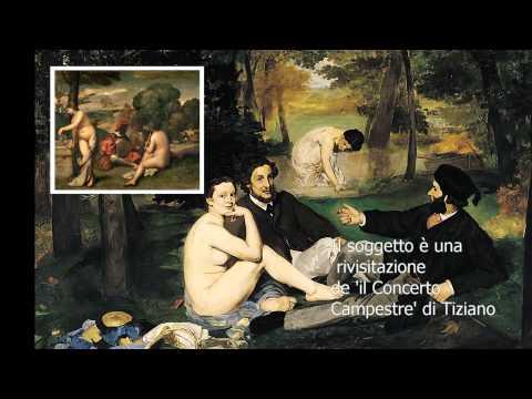 Colazione sull'erba - Édouard Manet