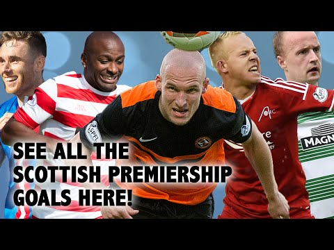 Watch every goal from Saturday's Premiership