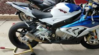 SC Project exhaust 2016 BMW S1000RR