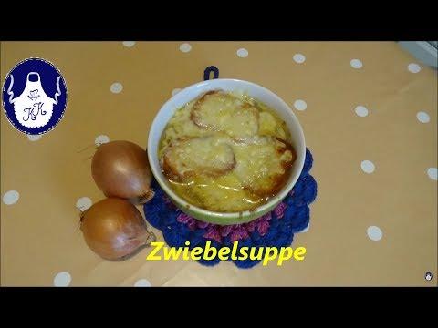 Zwiebelsuppe - für kalte Tage // Onion soup
