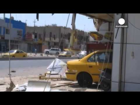 Dozens killed in series of Baghdad car bombs