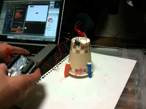 Stepper Motor Control : Arduino Engineers Gallery