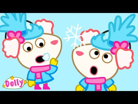 Dolly & Friends Funny Cartoon for kids Full Episodes #89 FULL HD