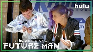 The Art of Homage • Future Man on Hulu