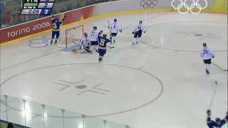 Finland vs Sweden - Men's Ice Hockey Final - Turin 2006 Winter Olympic Games