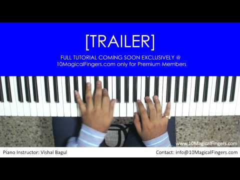 Hosh Walon Ko Khabar Kya Piano Tutorial TRAILER