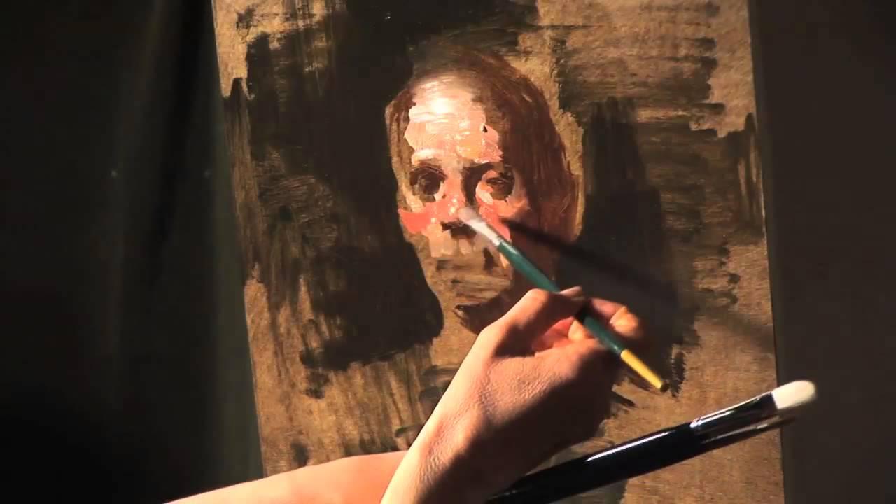 David Leffel Drawings Dual Demo With David Leffel