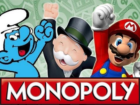 TOP 5 MONOPOLY GAMES That Should Be Made
