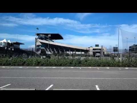 Oregon Ducks Autzen Stadium, PK Park and Pape' Field