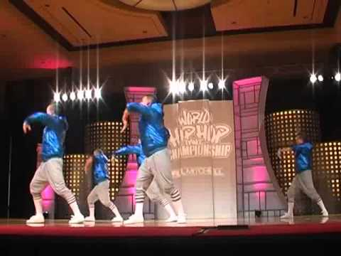 The Messengers @ World Hip Hop Dance Championchips 2010