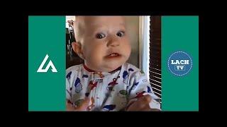 PROBEER NIET TE LACHEN #14 - Grappige Filmpjes Baby - Top 10 Funny Baby Videos (2017)