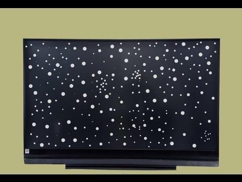 Reparando TV para Samsung. Mitsubishi. Toshiba DLP HD TV: problema con los puntos blancos en tv