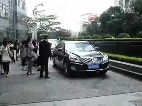 [Rain (Bi) Fancam]110529 Rain leaving Westin Guangzhou to airport to go back to S.Korea