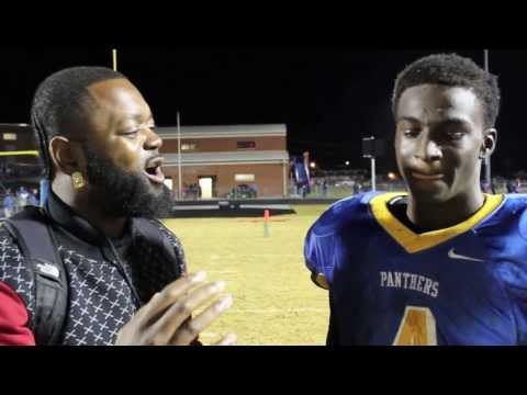 Page vs Dudley High School Football - November 1, 2013