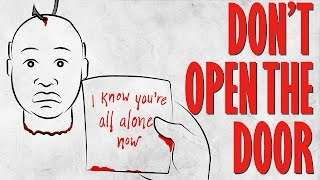 DON'T OPEN THE DOOR: A Murder Mystery Thriller Story Time // Something Scary   Snarled