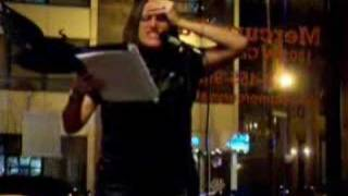 "Janet Kuypers poem ""Civil War"" 11/30/07 Mercury Cafe Chicago"