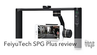 FeiyuTech SPG Plus Unboxing and Review