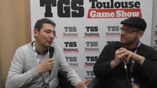 Interview de Nicolas Gabion Bohort de Kaamelott répond a nos questions